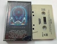 Journey Frontiers Cassette Audio Tape Classic Rock 1983 Faithfully Seperate Ways