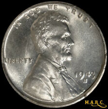 1943-S MS67+ PCGS 1C Lincoln Wheat Cent, Bright Nearly Flawless Steel Gem!