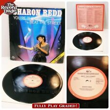 SHARON REDD You're The One / Beat The Street RAMs HORN IMPORT! electro boogie 12