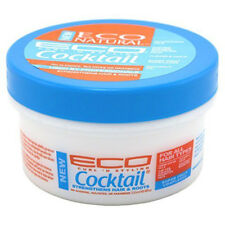 [ECO STYLER] NATURAL COCKTAIL STRENGTHENS HAIR&ROOTS CURL&STYLE CREME 8OZ