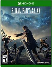 Final Fantasy Xv Used Sealed (Microsoft Xbox One, 2016) 15