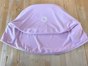 Bugaboo Fox 1 & 2, Chameleon 3 Pink Canopy - Extendable Sun Shade For Weather