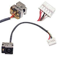 DC Power Jack socket Cable FOR HP PAVILION DV6-3000 Series 603692-001 dv6-3216us
