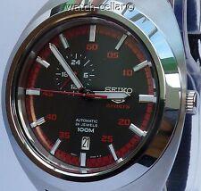 Seiko 5 Sports totalmente nuevo para Hombre Reloj Automático 24 Joya Retro SSA287K1