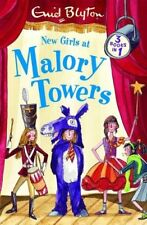 New Girls at Malory Towers,Enid Blyton
