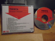 RARE PROMO Twista CD Snippet Sampler RAP Kamikaze KANYE WEST Jamie Foxx CRUNK !