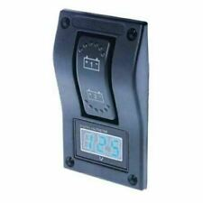 Thunder Dual Volt Gauge with Switch