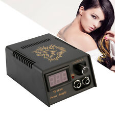 High Stability Pro Digital LCD Tattoo Power Supply for All Tattoo Gun Machine