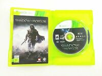 Middle-earth: Shadow of Mordor Microsoft Xbox 360 Complete CIB Video Game Gaming