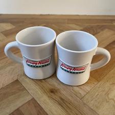 More details for krispy kreme doughnuts heavy large ceramic mug / cup