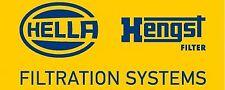 Genuine OE Hella Hengst AIR FILTER INSERT E1262L / 530307221 - Single