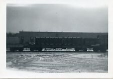 6A614 RP 1964 ALASKA RAILROAD WORK CAR OIL VAT CAR #X648 ANCHORAGE