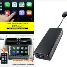 Wireless Smart Link Car-Play Dongle for Android IOS Navigation USB Car-play N3H9