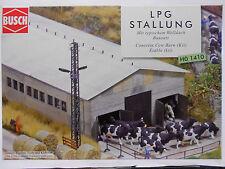 Busch 1410 Stallung, Baumarkt, Gartencenter, Lagerhalle mit Welldach Neu HO