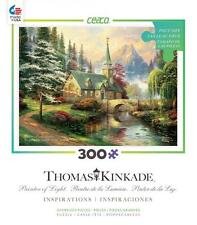 CEACO THOMAS KINKADE INSPIRATIONS JIGSAW PUZZLE DOGWOOD CHAPEL 300 PCS #2202-25