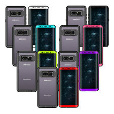 Waterproof Case Shockproof Dirtproof For Samsung Galaxy Note 8 Protective shell