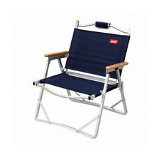 Coleman Compact Folding Chair 170-7669 Navy for Outdoor Camping Picnic Fishing