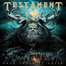 TESTAMENT - DARK ROOTS OF EARTH USED - VERY GOOD CD
