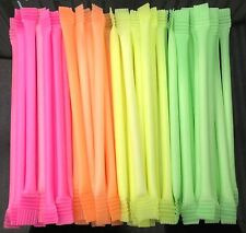 Swizzels Rainbow Dust Straws 50 100 150 200 Party Bag Fillers Sherbert Retro