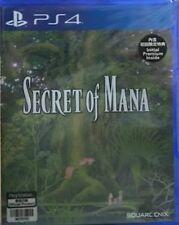 Seiken Densetsu 2 Secret of Mana HK Chinese/English subtitle PS4 NEW