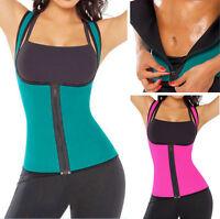 Womens Waist Trainer Cincher Thermo Underbust Corset Belt Shapewear Body Shaper