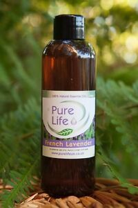 LAVENDER essential oil  Certified 100% Pure & Natural ( French )  100ml
