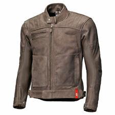 Motorrad Lederjacke Held Hot Rock Farbe: Braun Gr: 52