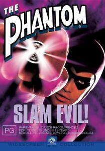 THE PHANTOM starring Billy Zane (DVD, 2003)