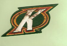 """#D92.  RUGBY LEAGUE PATCH - """"K"""", AUSTRALIAN KANGAROOS, STAINS"""