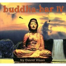 2 CD DAVID VISAN BUDDHA BAR IV  BOOKLET