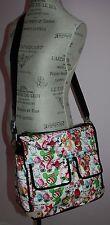 Rare Tokidoki For LeSportsac Original Print Large Messenger / Crossbody Bag