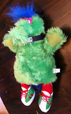 "Official Merchandise 13"" Tall Phillies Mascot Phillie Phanatic Plush Doll PA"