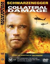 Arnold Schwarzenegger DVD & Blu-ray Movies Collateral