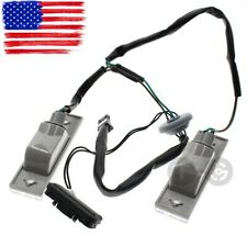 Rear Trunk Release Switch + Licence Plate Lamp For Chevy Cruze 9012080, 9039465