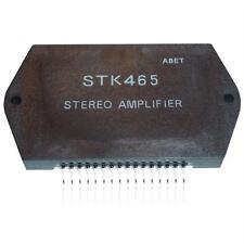 Hybrid-ic Stk465 Power Audio Amp