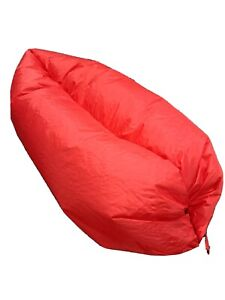 AIR BED LOUNGER, INFLATABLE BEACH BED