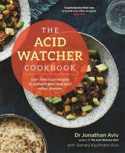 The Acide Watcher Livre de Recettes par Dr Jonathan Aviv Neuf