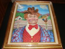 Red Skelton Lithograph- Sunday Afternoon