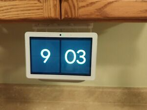 Google Nest Home Hub Max Kitchen Cabinet Mount