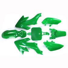 Plastic Fender Kit For Honda XR50 CRF50 Stomp Coolster Pitsterpro SSR Thumpstar