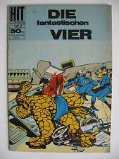 HIT Comic Nr.2, Die fantastischen Vier, BSV/Williams, Zustand 2