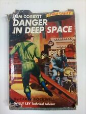 "Tom Corbett Space Cadet #2 ""Danger in Deep Space"" Carey Rockwell"