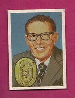 1987 HALL OF FAME OHA FRANK BUCKLAND  ELECTED 1975 MINT CARD (INV#6144)