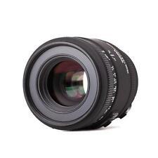 Sigma 70 mm f2.8 EX DG Macro makroobjektiv con obiettivo lunghezza focale fissa