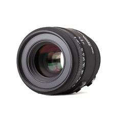 Sigma 70 mm f2.8 EX DG Macro Lente Macro con Longitud focal fija para Canon