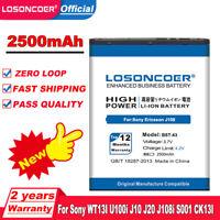 J108i J20i Hazel J10 Elm J10i2 replaces BST-43 J20 Battery LI-ION suitable for SONY ERICSSON SONYERICSSON Cedar J108 J10i