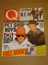 Q MUSIC MAG 64 PET SHOP BOYS REM STEELEY DAN