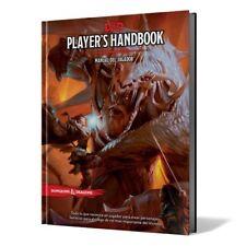 Dungeons & Dragons 5ª Edición manual del jugador (castellano)