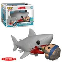 """Funko--Jaws - Jaws Eating Quint 6"""" SDCC 2019 US Exclusive Pop! Vinyl [RS]"""