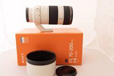 Sony FE 70-200mm f/4 FE OSS Lens